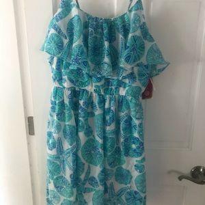 Lilly Pulitzer Flounce dress